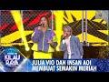 Seru Banget Julia Vio ft Insan Aoi Bawain BODO AMAT Dengan Energik Road To Kilau Raya