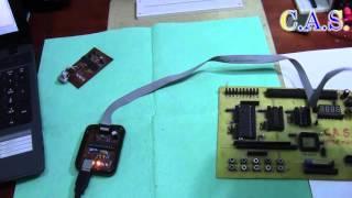 Урок 6. По микроконтроллерам(AVR) от КАС - как работает AVR 910, программируем МК