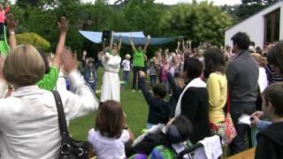 """Pfarrkindergarten Weiz: """"Gottes Liebe ist so wunderbar"""" Lied"""
