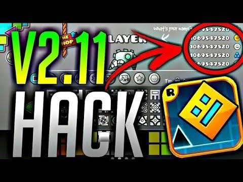 geometry dash hack 2.11 apk