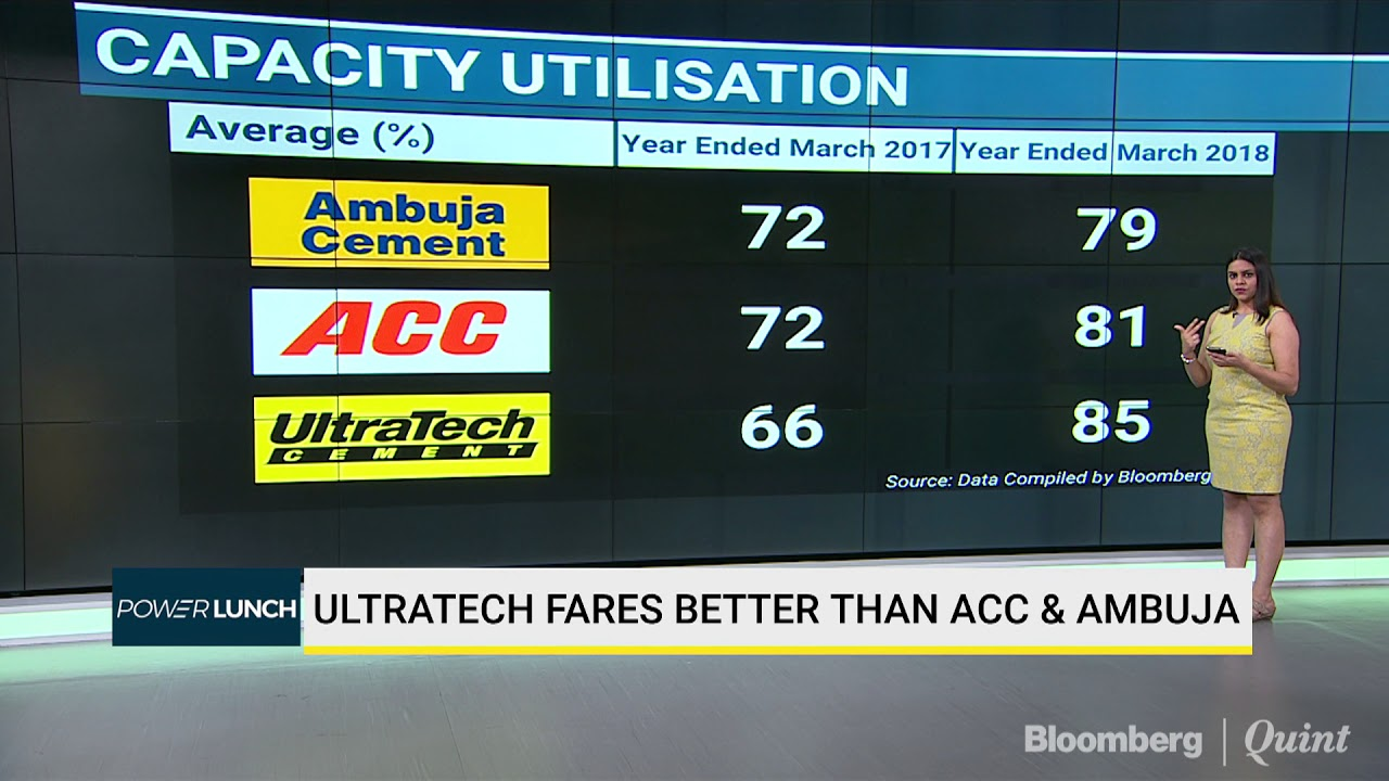 Why UltraTech Cement Is Preferred More Over ACC & Ambuja Cement