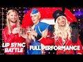 "Queer Eye Perform Britney Spears' ""Work Bitch"" & Lady Gaga & Beyoncé's ""Telephone"" | Lip Sync Battle"