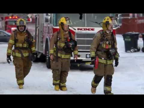 Service Incendie Deux-Montagnes / Sainte-Marthe-Sur-Le-Lac - 2017