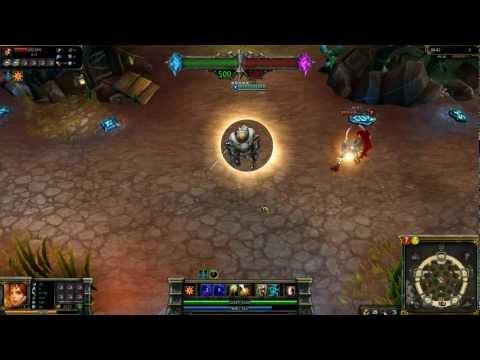 Defender Leona League of Legends Skin Spotlight