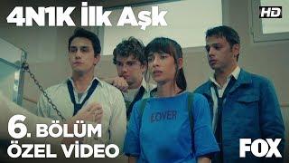 Ali öldü mü? 4N1K İlk Aşk 6. Bölüm