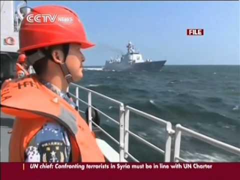 China & Japan resume maritime talks