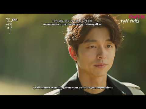 Goblin: The lonely and great god OST - Sam Kim - Who are you (eng rom han FMV)