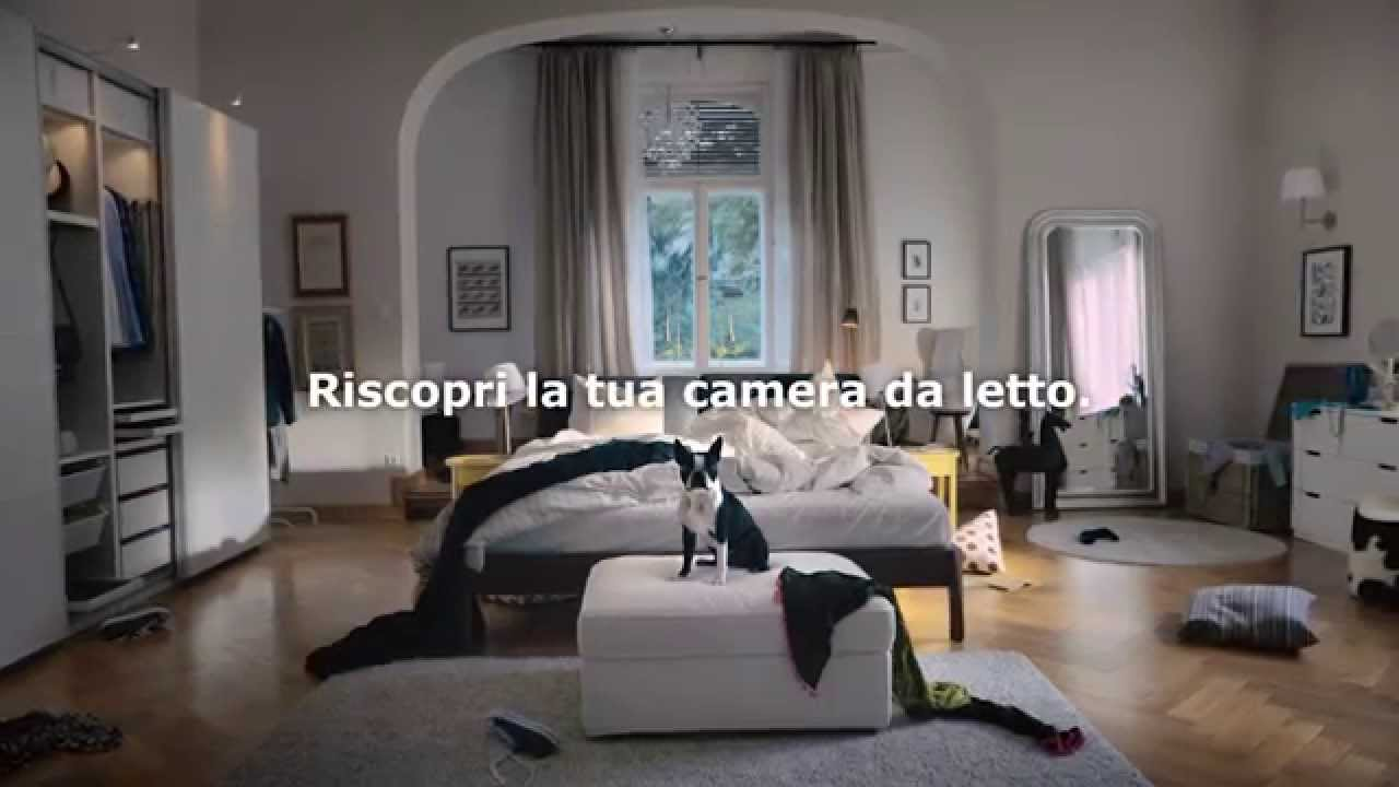 pubblicit ikea 2014 riscopri la tua camera da letto. Black Bedroom Furniture Sets. Home Design Ideas