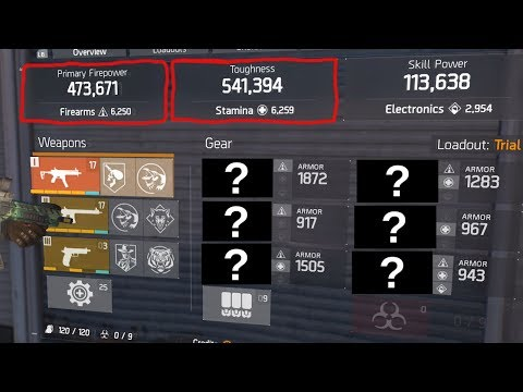 THE GOD BUILD EVERYONE FORGOT ABOUT... (THE DIVISION)