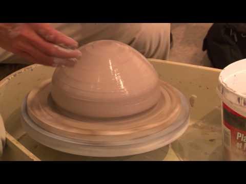 1978 Maplewood Arts Center - Ceramic Show & Pottery Demo