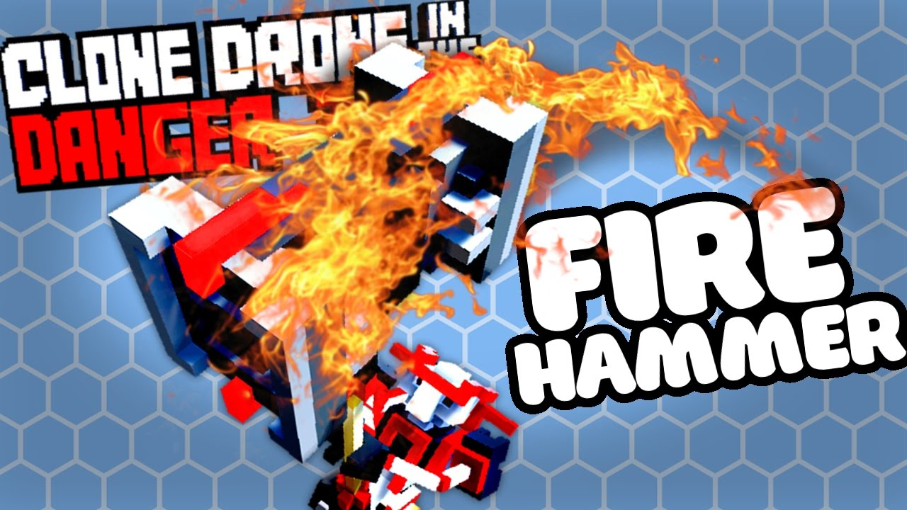 clone drone in the danger zone how to win hameer