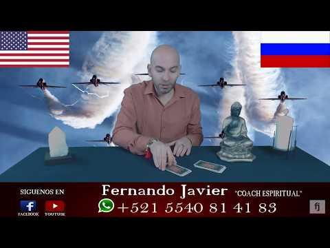 TERCERA GUERRA MUNDIAL PREDICCIÓN 2018| USA Y RUSIA TERCERA GUERRA MUNDIAL|FERNANDO JAVIER COACH