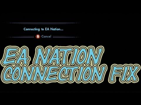 Ea Nation Server Connection Fix (Xbox 360)