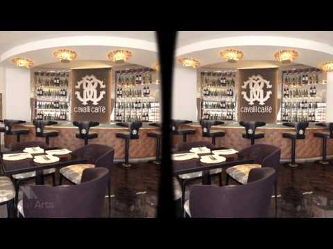 VR interior design - VA Studio - Cavalli caffe - Istanbul