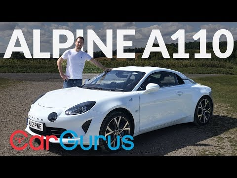 Alpine A110 Pure Review: Is this the perfect driver's car? | CarGurus UK