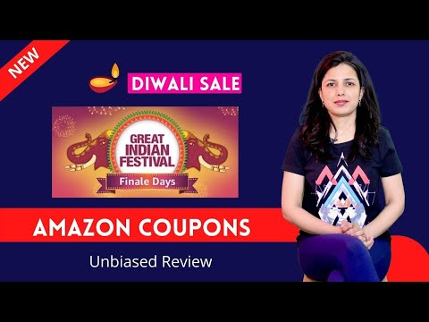 [NEW] Amazon Coupons 2020 for Amazon Great Indian Festival Diwali Sale | 100% Working Promo Codes