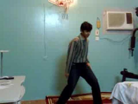 Waleed Zahid Butt from KSA, Riyadh (Dance) 2