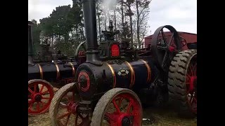 Wheat & Wheels April 2016 (Tractor show Canterbury)
