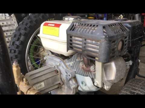 Honda GX200 Oil Change