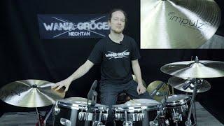 NEW Zultan Impulz Cymbal Set - Review