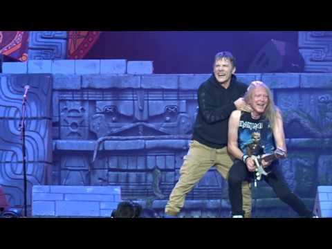 Iron Maiden - The Red and the Black Live @ Ullevi Gothenburg 17.6.2016