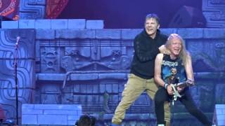 Iron Maiden - Red And The Black Live @ Ullevi Gothenburg 17.6.2016