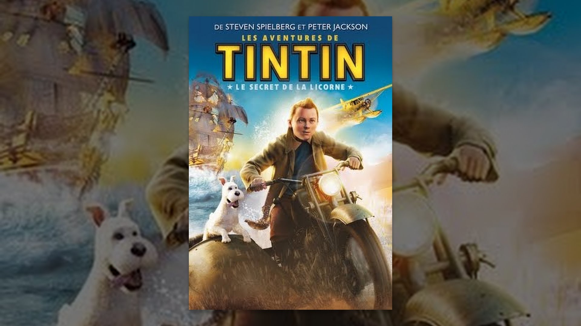 Les Aventures de Tintin: Le Secret de la Licorne (VF) - YouTube