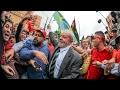 Brésil: entendu par le juge anticorruption, l'ex-président Lula dénonce