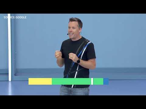 All the big Announcementsof of Google I O 2018 Keynote