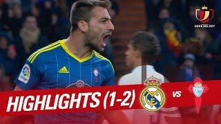 Resumen de Real Madrid vs Celta de Vigo (1-2)