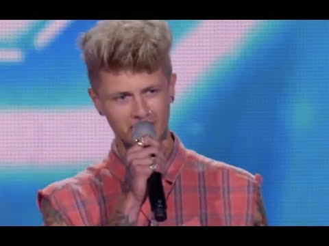 Gregor Taking The Stage With Coldplay's Yellow | Six Chair Challenge | The X Factor UK 2017