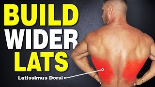 Top 3 Lat Exercises for BACK WIDTH