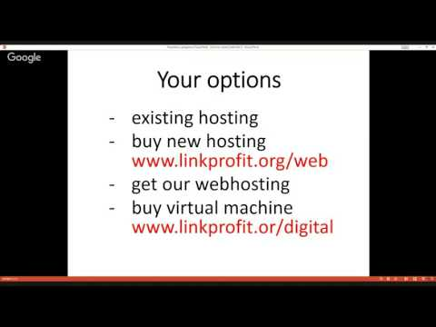 Webinar record, how you can chose good shortlink and how to setup your link shortener