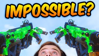THE IMPOSSIBLE CHALLENGE!