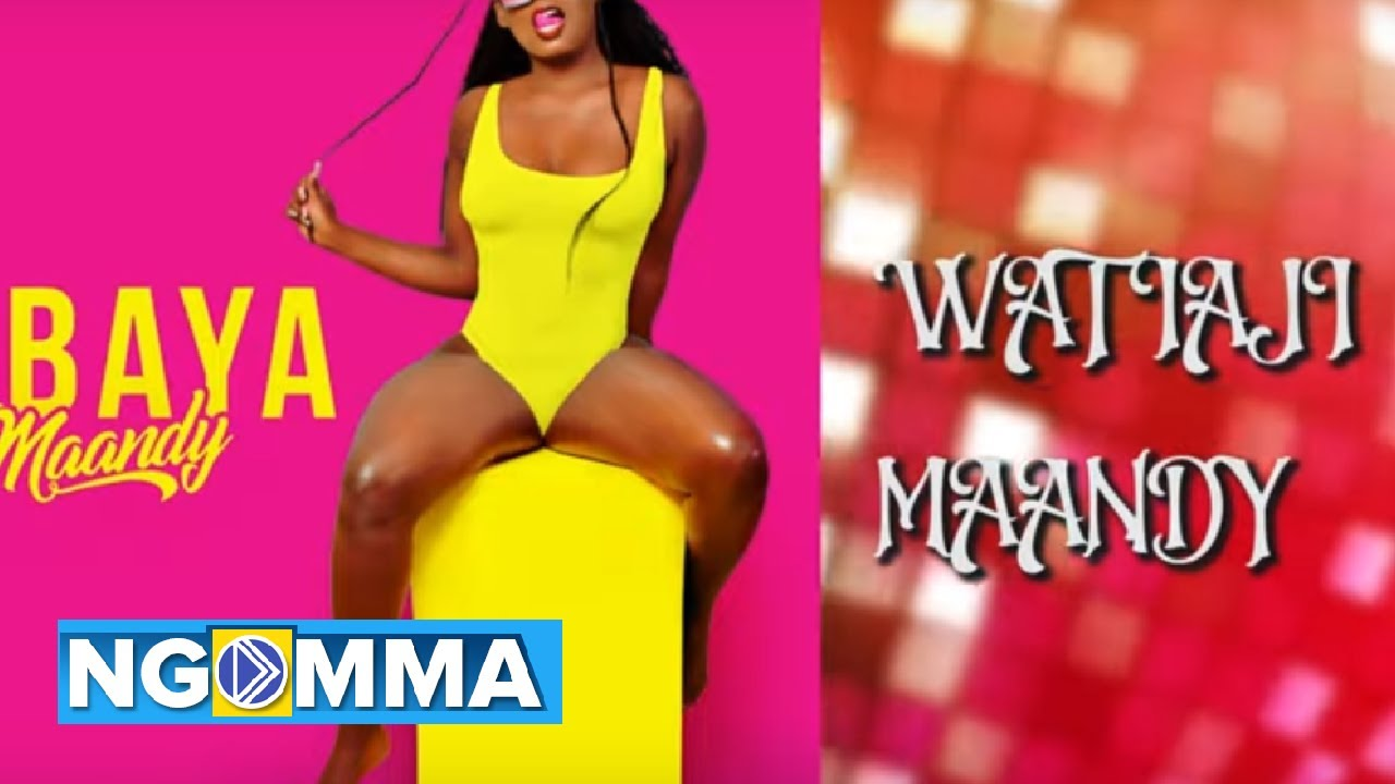 "Maandy – ""Watiaji"" (Official Visualizer)"