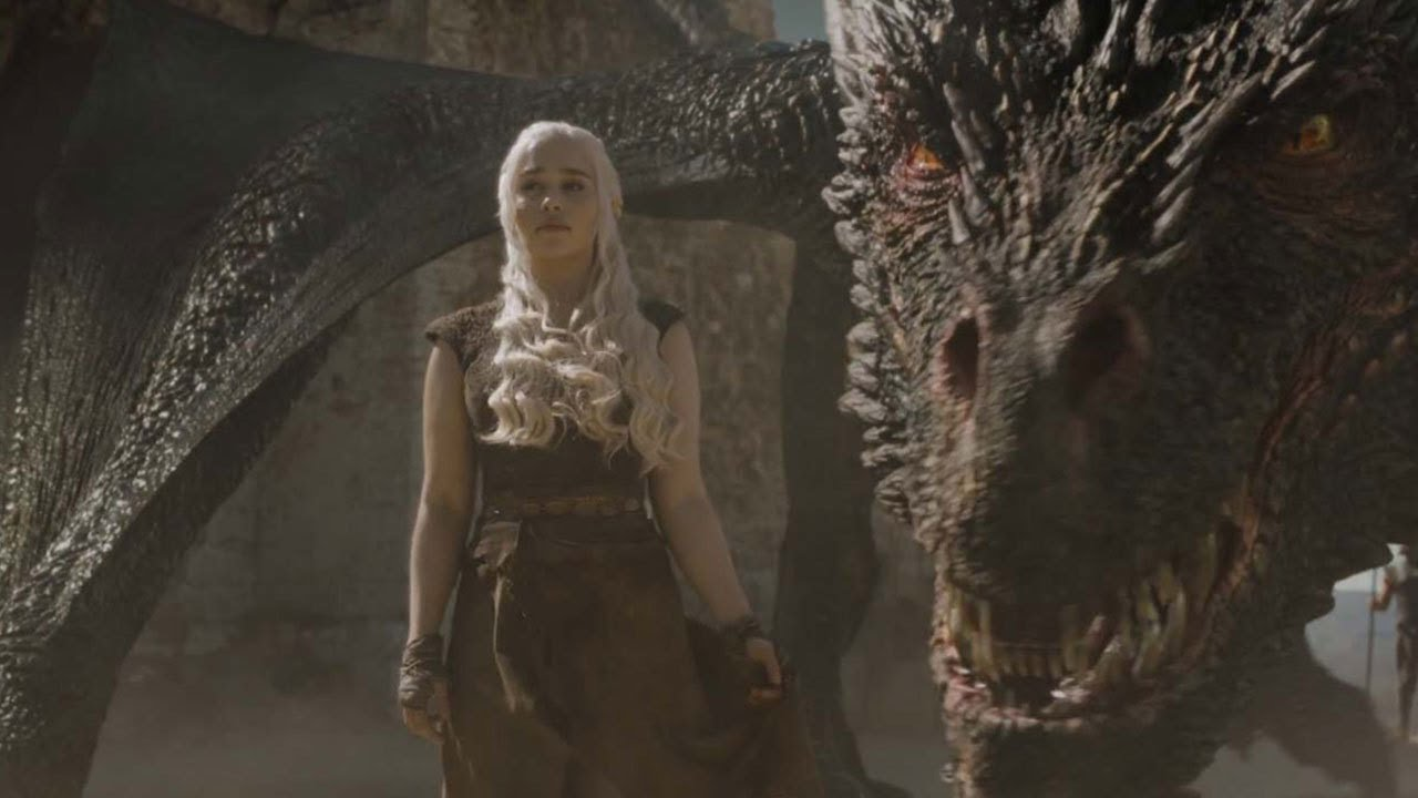 'Game of Thrones': Daenerys' Dragons Go to War in Most Epic Battle Yet!