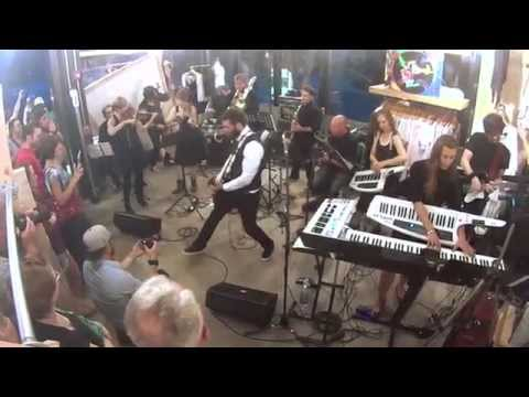 Mexiko - A Punk Rock Symphony Live at Urban Outfitters