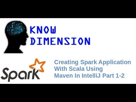 Create a Spark Application with Scala using Maven on IntelliJ