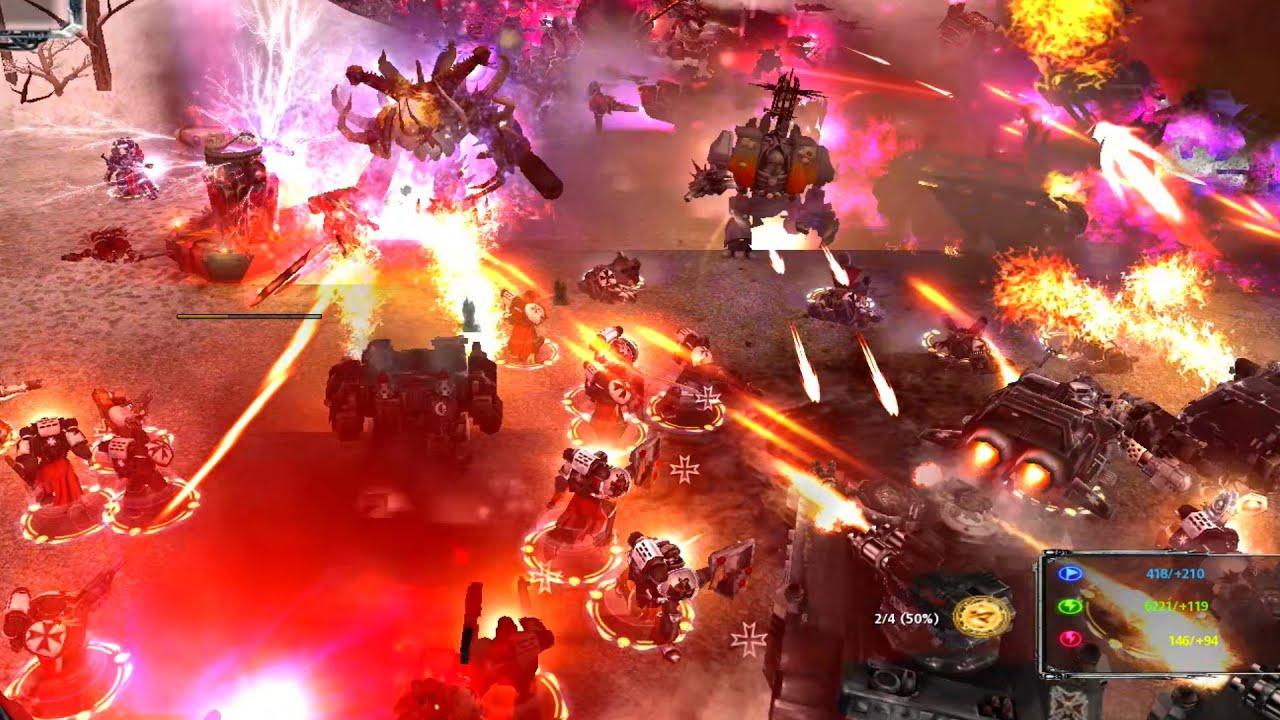 Download CHINESE MEGA MOD 2020: Word Bearers vs Black Templars! - Warhammer 40K: Dawn Of War: Soulstorm
