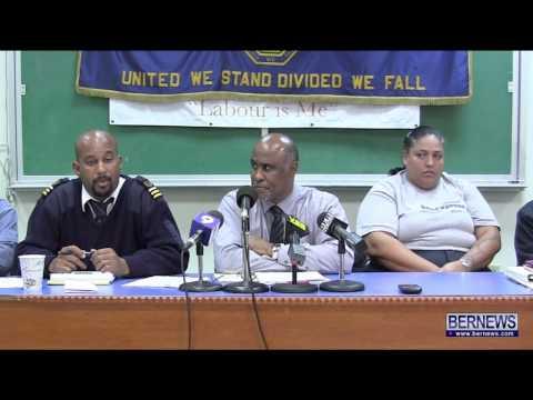 Marine & Ports Workers Meet At BIU, Mar 14 2013