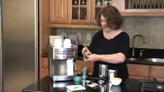 Cuisinart Programmable Em-200 Espresso Machine At Bed Bath & Beyond