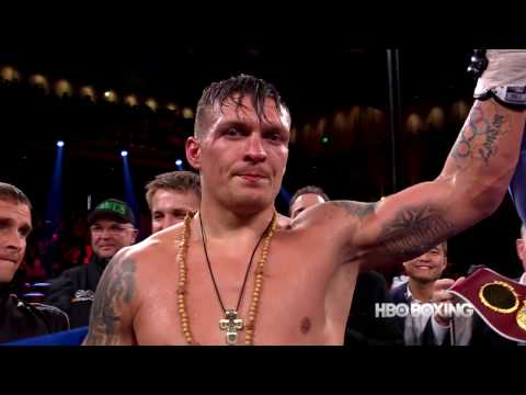 Aleksandr Usyk vs. Michael Hunter WCB Highlights (HBO Boxing)