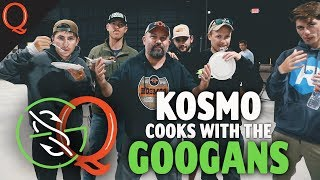 Catch And Cook With The Googan Squad