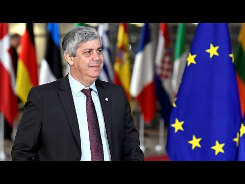 euronews (em português): Mário Centeno sobre a zona euro: