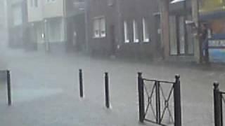 Unwetter Viersen Stadt 1