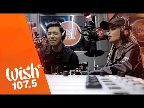 "KZ Tandingan, TJ Monterde perform ""Ikaw At Ako Pa Rin"" LIVE on Wish 107.5 Bus"