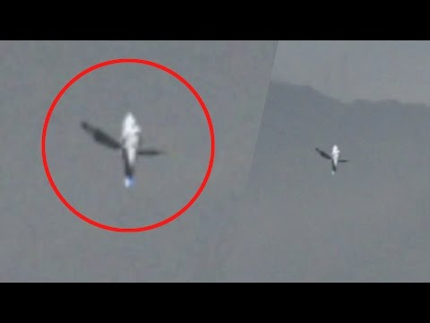 Huge Weird Shape UFO Spotted Over Tibetan Hill Area | Real Alien Footage | UFO Sightings 2016