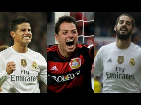 Arsenal Turn Attentions to Chicarito plus Rodriguez & Isco Linked | AFTV Transfer Daily