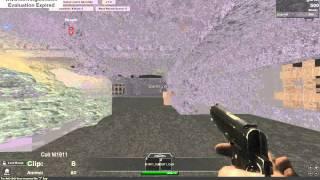 Black ops II Online GAMEPLAY ROBLOX.COM magicalchaoswizard444