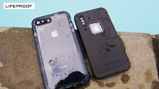 Lifeproof Fre and Nuud for iPhone X and 8 Plus - Full Review
